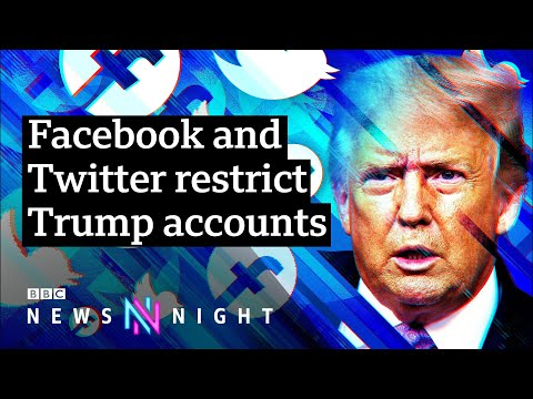 Donald Trump: Facebook