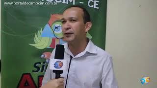 Confraternização de posse dos concursados de 2012 pela APEOC