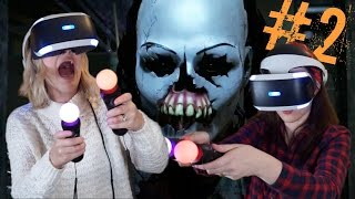 UNTIL DAWN RUSH OF BLOOD PS VR | Part 2