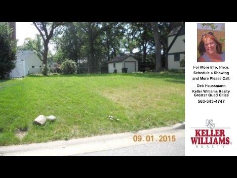 2908 22ND Avenue, Rock Island, IL Presented by Deb Haussmann.
