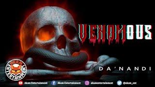 Da'Nandi - Venomous [Official Lyric Video]