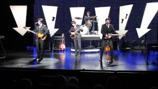2013 08 15 the beatles show i want to hold your hand on ed sullivan