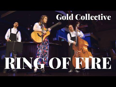 Akoestische coverband Gold Collective. Akoestisch bandje voor live muziek, bruiloft, feest.