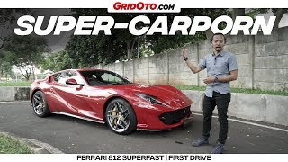 Review Indonesia Ferrari 812 Superfast l First Drive l GridOto