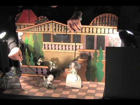 Puppet Cabaret: Judy O'Hare