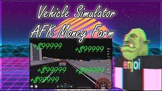 Roblox: Fahrzeug-Simulator OP AFK MONEY SCRIPT