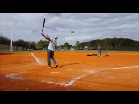 Shaved / Rolled 2017 Worth Legit Greg Connell USSSA BP Session