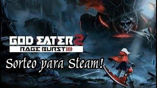 15º Sorteo: God Eater 2 Rage Burst