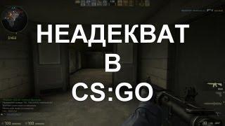 НЕАДЕКВАТ В CS:GO