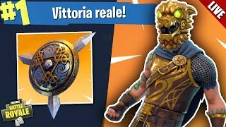 NEW SKIN FREE IN ARRIVO!🔥 FORTNITE NEW LIVE MODE! 🏆WINS IN LIVE: 2