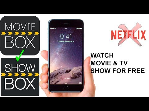 HOW TO GET  BOX ON IPHONE  NO MORE NETFLIX  WATCH YOU FAVORITE TV S AND MOVIES FOR FREE