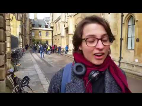 Why do Cambridge students support the strike?
