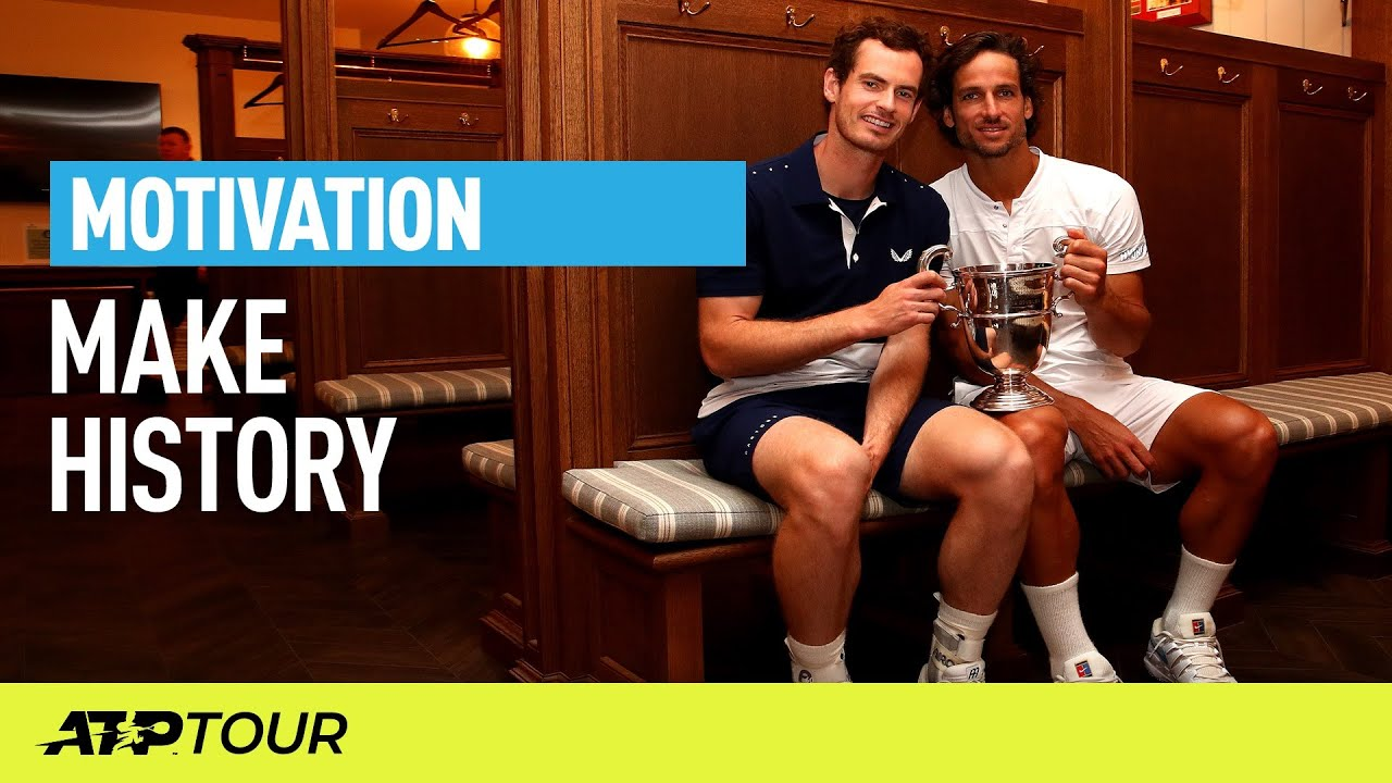 Make History | MOTIVATION | ATP