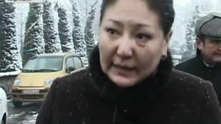Первое видео с места пожара Ту-134 в Киргизии(Возбуждено уголовное дело по факту жесткой посадки и пожара самолета Ту-134 в городе Ош., 2011-12-28T16:10:26.000Z)