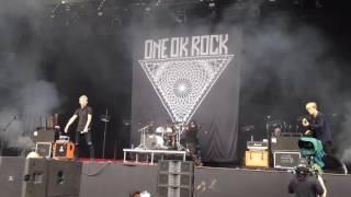 One ok rock download festival 2016