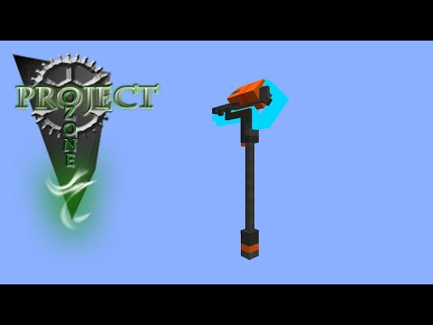 Minecraft Mods Project Ozone - ATOMIC DISASSEMBLER [E34] (Modded HQM Sky Block)