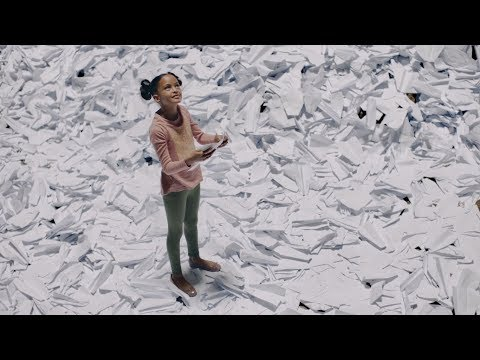 Cadbury 'Paper Planes'