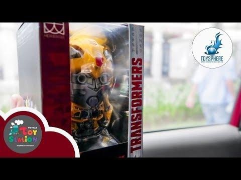 Toy Hunt và Review dòng đồ chơi Transformer tí hon - ToyStation 136