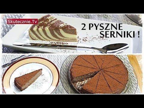 Sernik z szybkowaru: w paski i sernik czekoladowy (2 serniki!):: Skutecznie.Tv