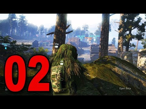 Ghost Recon Multiplayer - Part 2 - SCOUT SNIPING!