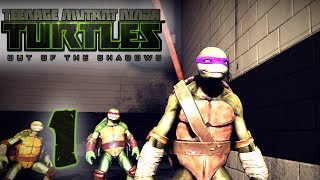 TMNT: Out of the Shadows - Gameplay - Episode 1