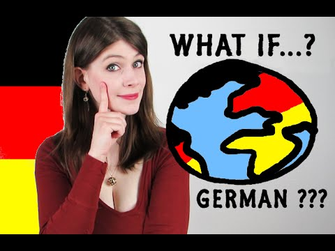 What If EVERY LANGUAGE Was GERMAN?