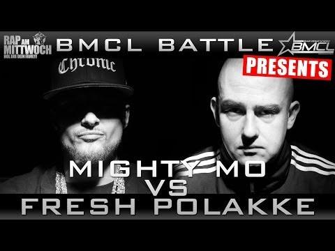 BMCL RAP BATTLE: MIGHTY MO VS FRESH POLAKKE (BATTLEMANIA CHAMPIONSLEAGUE)