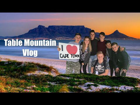 Table Mountain || Cape Town || South Africa