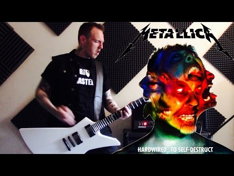 Metallica - Hardwired ( Guitar Cover)