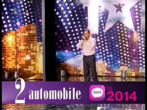 Moldova Are Talent Ion Rodici 22.11.13