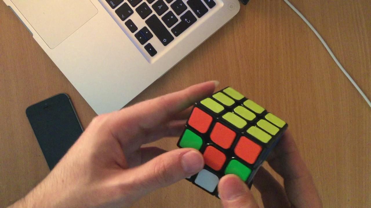آموزش حل مکعب روبیک: راحتترین روش - Solving Rubik's Cube in Persian/Farsi: Easiest Tutorial