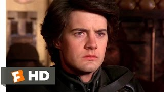 Dune (5/9) Movie CLIP - Sandworm Attack (1984) HD