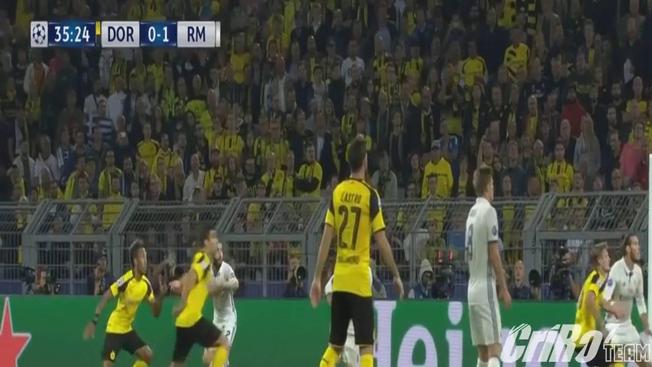 Download Borussia Dortmund vs Real Madrid 2 2      All Goals  u0026 Extended Highlights      UCL 27  09  2