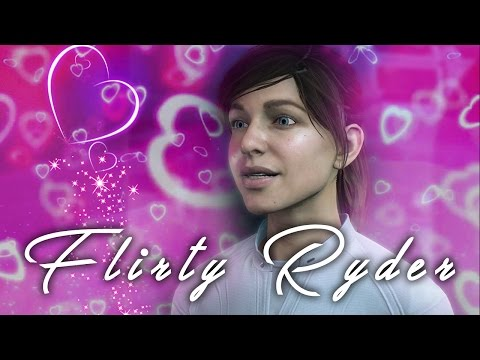 Thumbnail: Mass Effect Andromeda: The Ryders KNOW how to Flirt (PART 1)