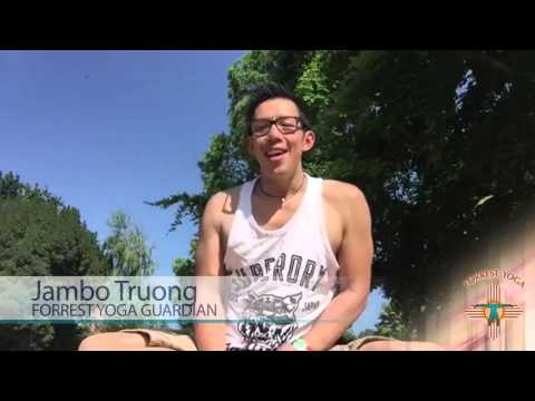 Celebrating 40 Years of Forrest Yoga: Jambo Truong