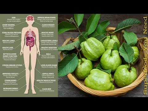 Top Best Health Benefits of Guava Fruit and Guava Leaves & Uses Of Guava