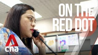 CNA | On The Red Dot | S7 E25 - BUS-tling: What happens when you leave your belongings on the bus