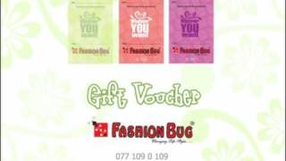 Fashion Bug Gift Vouchers English Ad - Sri Lankas #1 Fashion Store Thumbnail