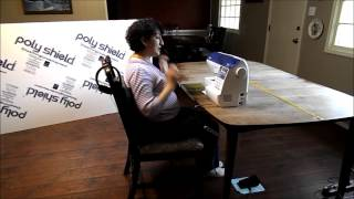 Episode 4: My Awesome Ergonomic Redneck Sewing & Quilting Table Part 1