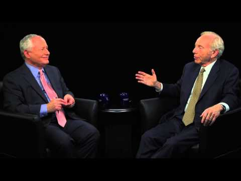 Joe Lieberman: Reflections on a Career in Elected Office