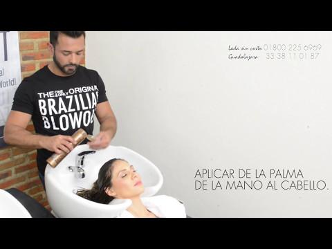 Acondicionador Volumen Brazilian Blowout México Español