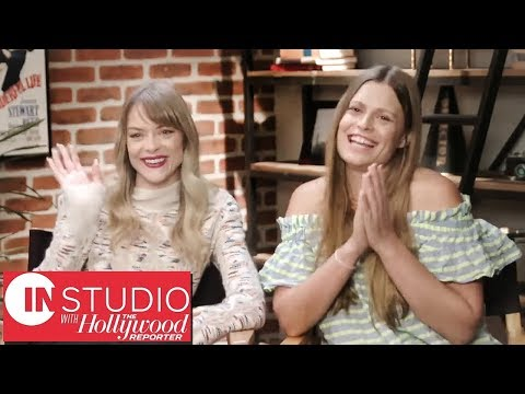 In Studio With Jamie King & Marianna Palka: New Movie 'Bitch' & Women in Film | THR