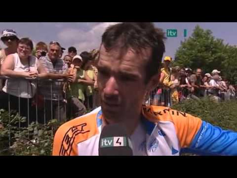 2009 Tour de France Stage 18 Highlights