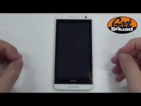 Review HTC DESIRE 610 (en español)