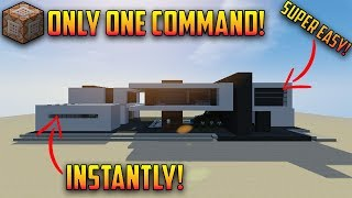How to make an Only One Command house