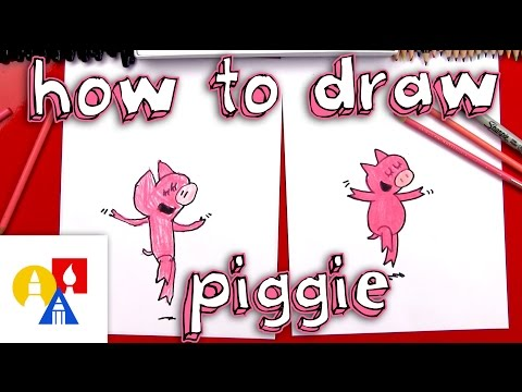 How To Draw Piggie