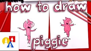 How To Draw Piggie