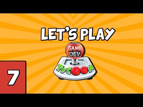 Let's Play Game Dev Tycoon (PC Gameplay) - Part 7: New Talent