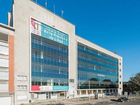 Ecole entrepreneuriale 2015-2016  -  Haute Ecole de la Province de Liège (HEPL)