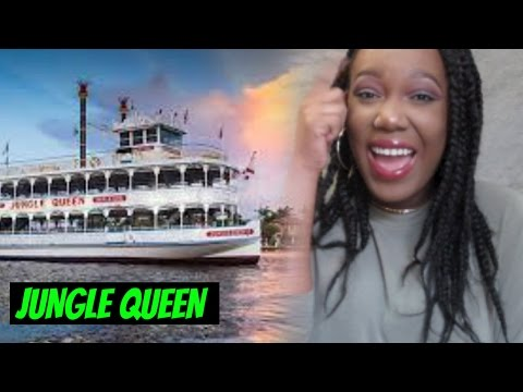 Jungle Queen Riverboat Dinner Cruise!